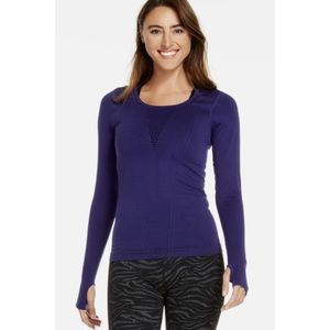 Fabletics Arta Seamless Long Sleeve Top